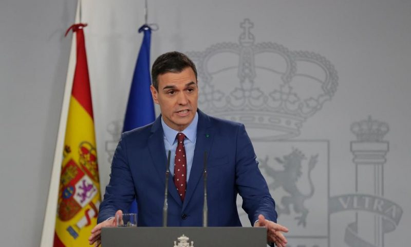 Spain's Leader: 'Dialogue' Key to New Left-Wing Government