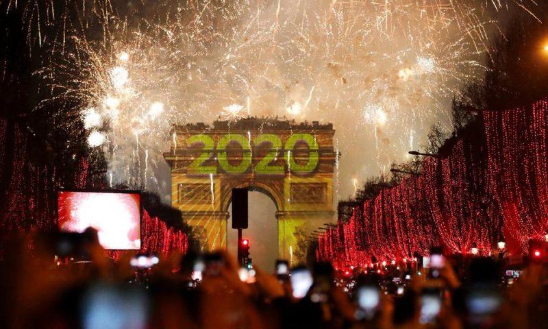 For France's Macron, 2020 Again Brings Rocky Start, Outlook