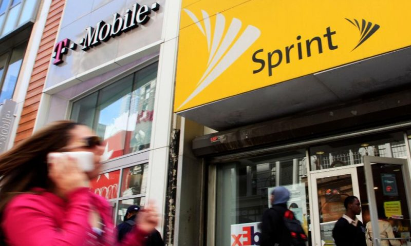 Judge approves $26 billion merger of T-Mobile and Sprint