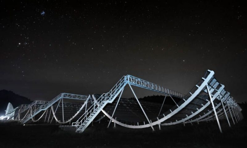 Mysterious 'fast radio bursts' from deep space repeat themselves every 16 days