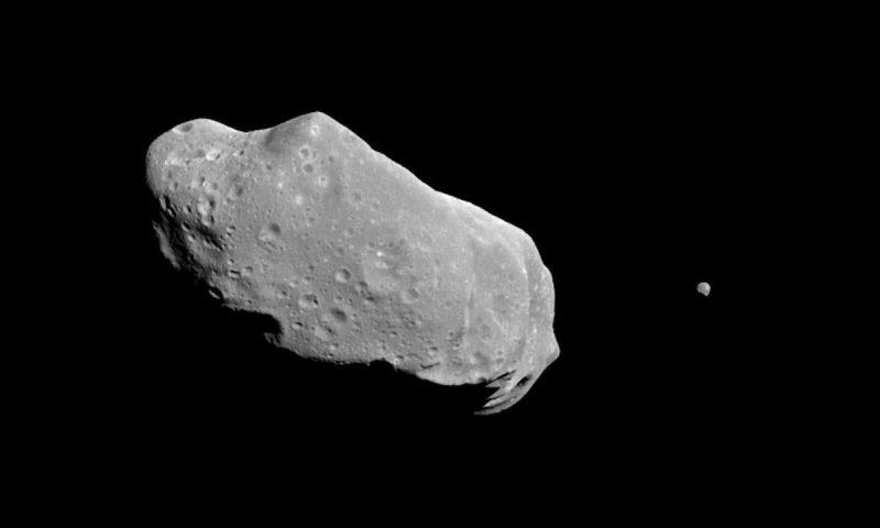 NASA Spots 'Potentially Hazardous' Asteroid Rapidly Approaching Earth