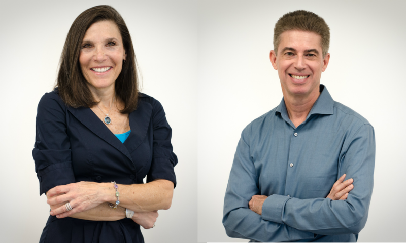 'Closer to the science': Why Amgen vets Harper and Seidenberg set up their own VC shop