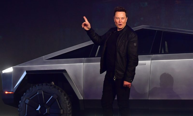 Elon Musk says he's looking to open a Tesla Cybertruck factory in 'central USA'