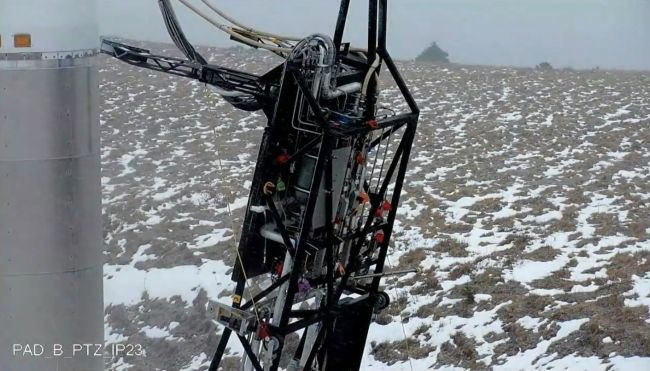 Foul weather delays Astra's 1st DARPA Launch Challenge liftoff in Alaska