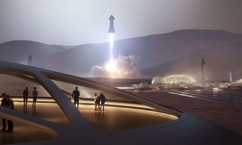Elon Musk on humans in Mars before he dies, urges faster pace of progress