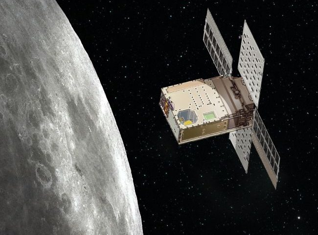 These two tiny spacecraft will help pave the way for astronauts to return to the moon