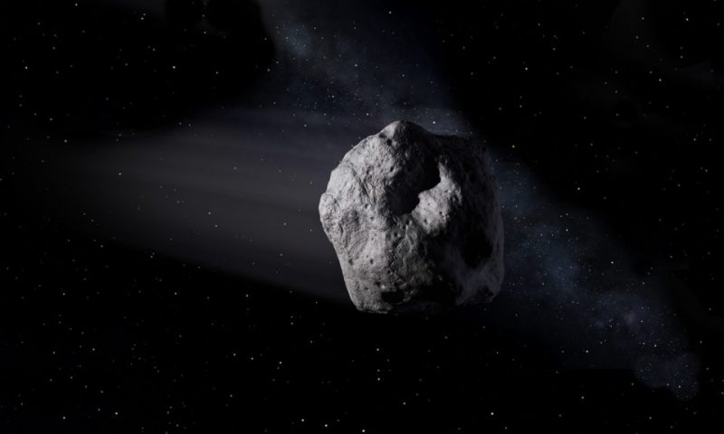 Home  Science  News NASA reports asteroid to pass close to Earth tomorrow, might 'airburst'