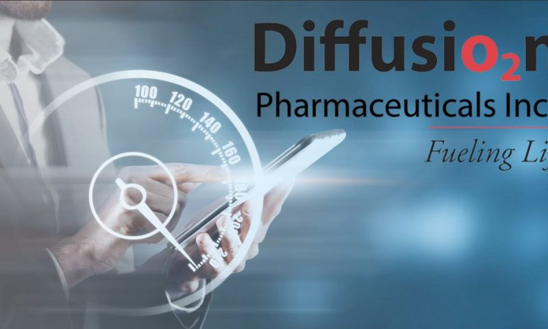 Diffusion Pharmaceuticals Inc. Announces Closing of $12.0 Million Registered Direct Offering Priced At-the-Market