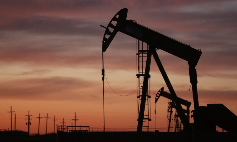 Oil futures log more than 2-month high amid output cuts, hope for demand pickup