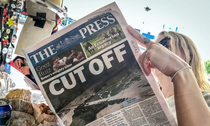One of New Zealand's biggest news companies just sold for $1