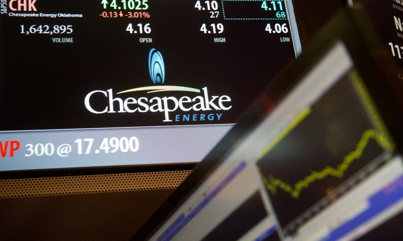 Fracking pioneer Chesapeake Energy files for bankruptcy