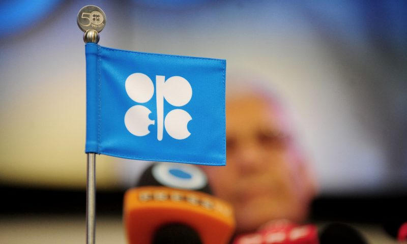 Oil prices finish lower as U.S. crude supplies edge higher and product stocks decline