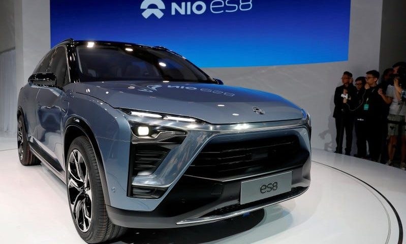 Nio Stock Surges After Company Posts Record