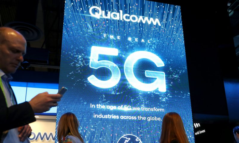 Qualcomm stock spikes toward record high after Huawei settlement boosts earnings forecast