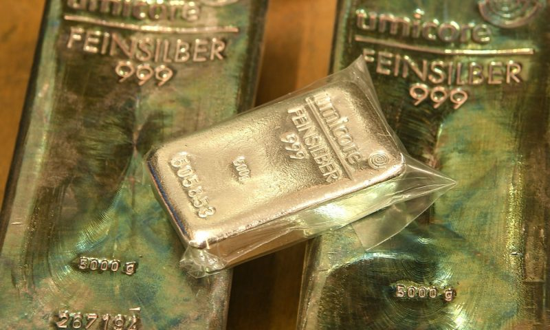 Why silver is trading at a nearly 4-year high