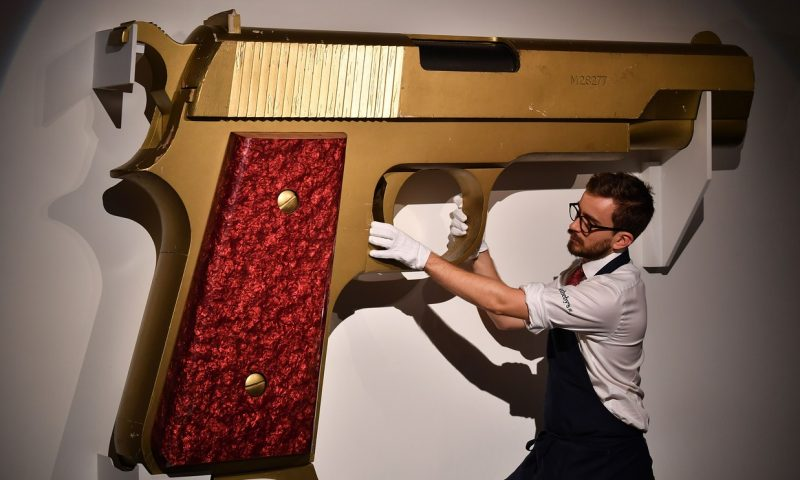 Why gold has become a 'weapon of choice' for investors
