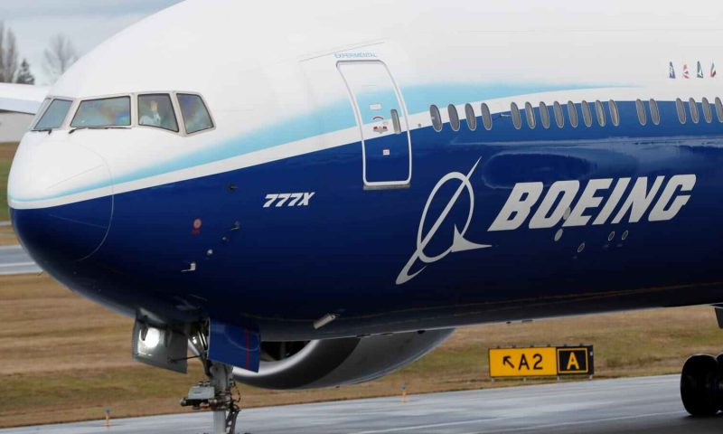 Boeing, Apple Inc. share gains contribute to Dow's 330-point rally