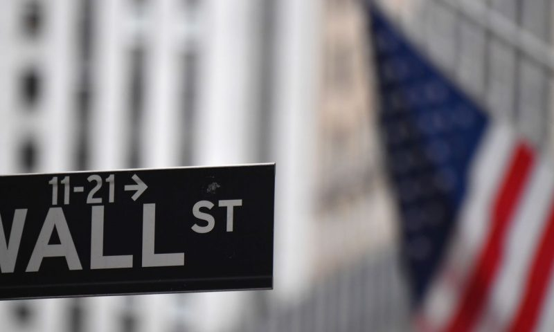 Dow ends 410 points higher, stocks rally ahead of presidential debate and Friday's jobs report