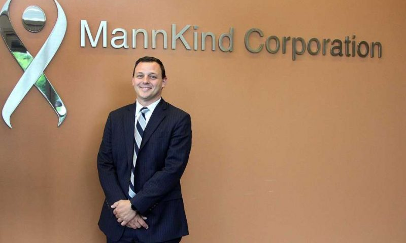 MannKind Receives Fourth $12.5 Million Milestone Payment from United Therapeutics