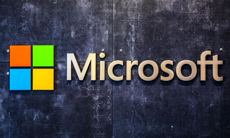 Microsoft's stock surges to pace the Dow's gainers after Oppenheimer analyst turns bullish