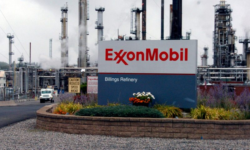 Exxon Mobil expects to take up to $20 billion writedown in Q4