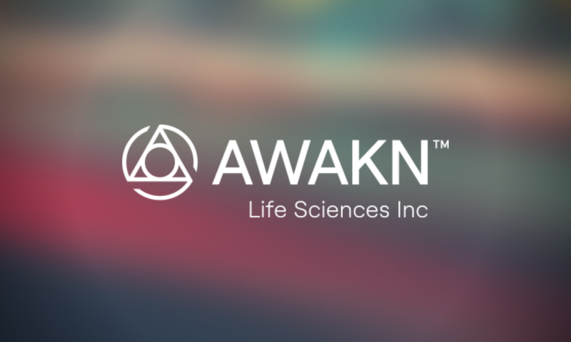 Awakn Life Sciences Appoints CRO to Conduct Phase II Study of MDMA as a Treatment for Alcohol Use Disorder