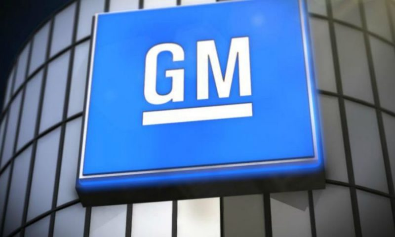 GM stock zooms to record, pushes $50