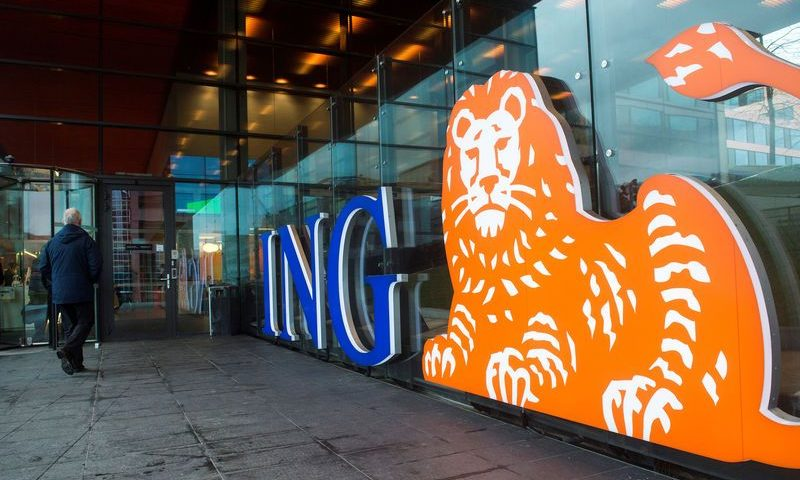 ING profit slumps, but by less than expected
