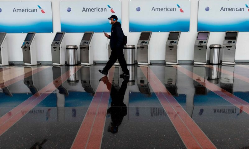 American Airlines warns employees it could furlough thousands by April