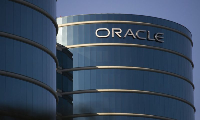 Oracle Corp. stock outperforms market on strong trading day