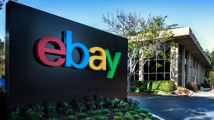 eBay Inc. stock falls Wednesday, underperforms market
