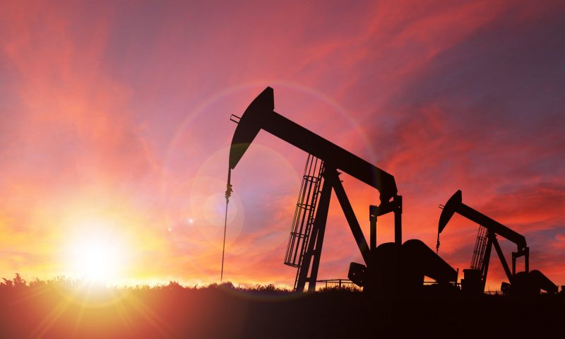 Oil futures mark first loss in 4 sessions