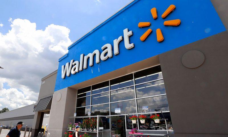 Walmart Inc. stock falls Thursday, still outperforms market