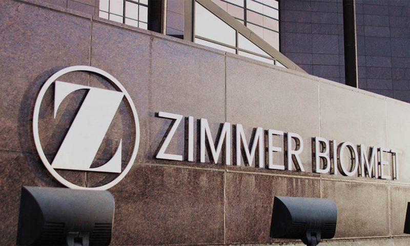 Zimmer Biomet bundles robotic surgery, apps and digital health programs into one orthopedics package