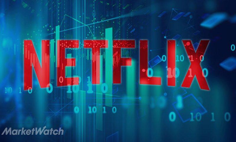Netflix Inc. stock rises Friday, still underperforms market