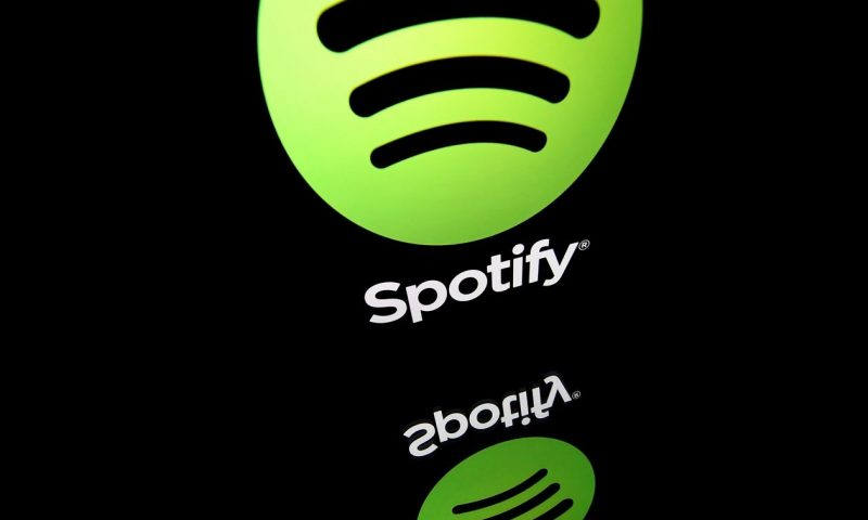 Spotify stock tumbles after earnings signal user growth is slowing