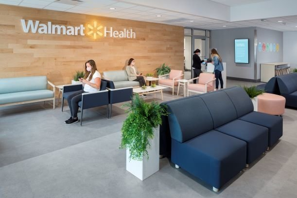 Walmart Health expands into telemedicine with acquisition of virtual care provider MeMD