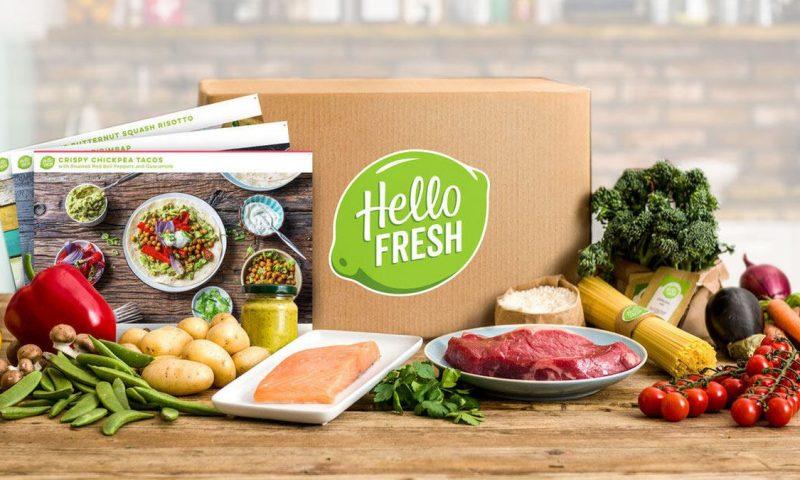 HelloFresh confirms revenue, earnings jump