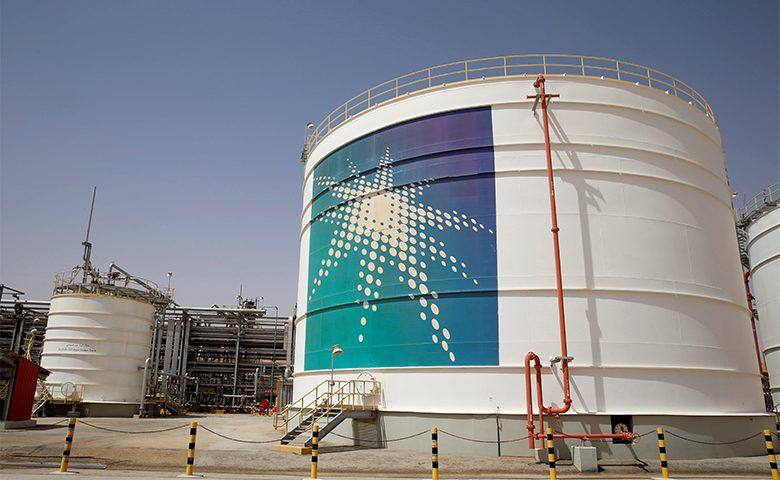 Saudi Aramco reports 30% jump in profit