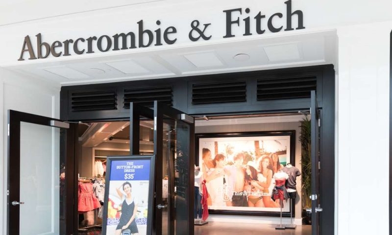 Abercrombie & Fitch swings to a profit