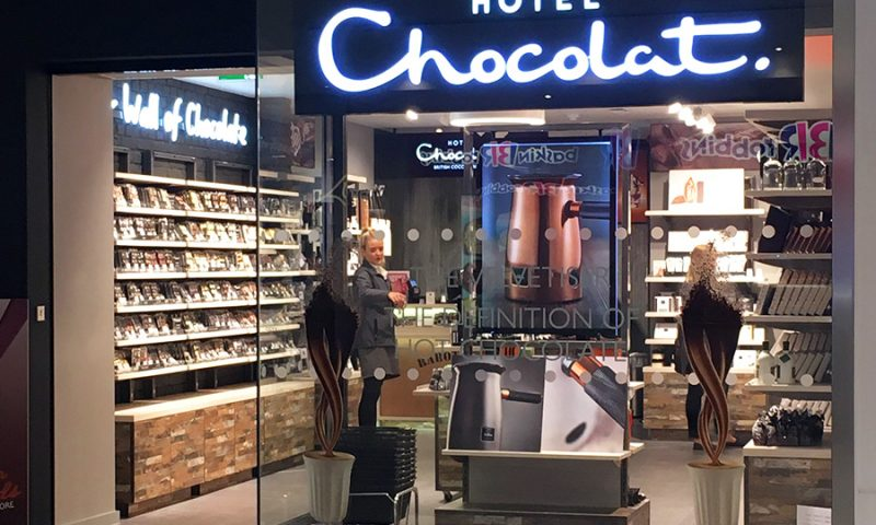Hotel Chocolat Takes Full Control of Beauty Products JV