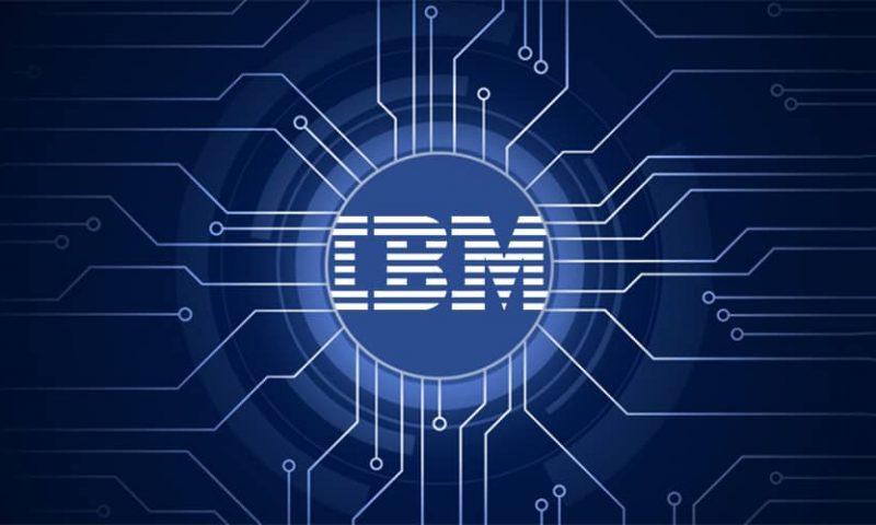 IBM, Honeywell International Inc. share gains lead the way, but Dow flat