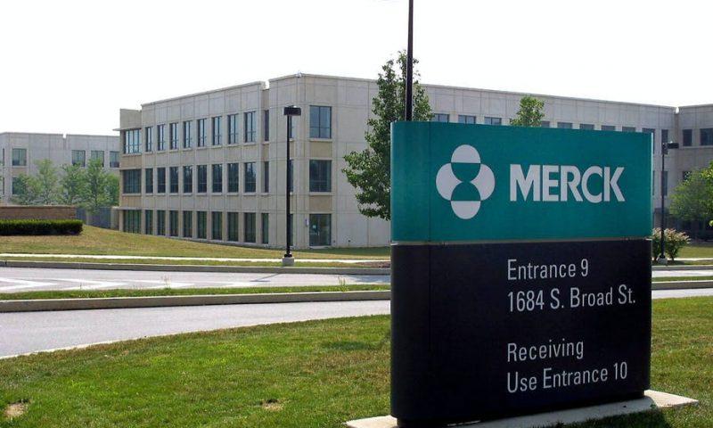 Merck & Co. Inc. stock falls Monday, underperforms market