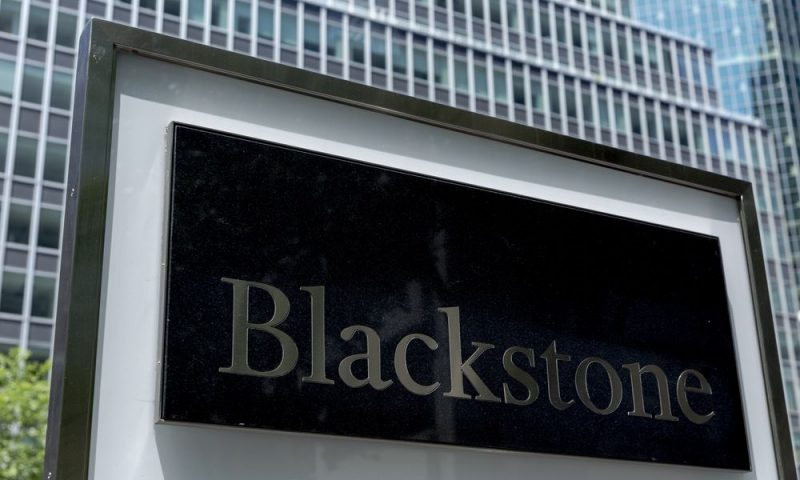 AIG, Blackstone Group Shares Up After News of Deal