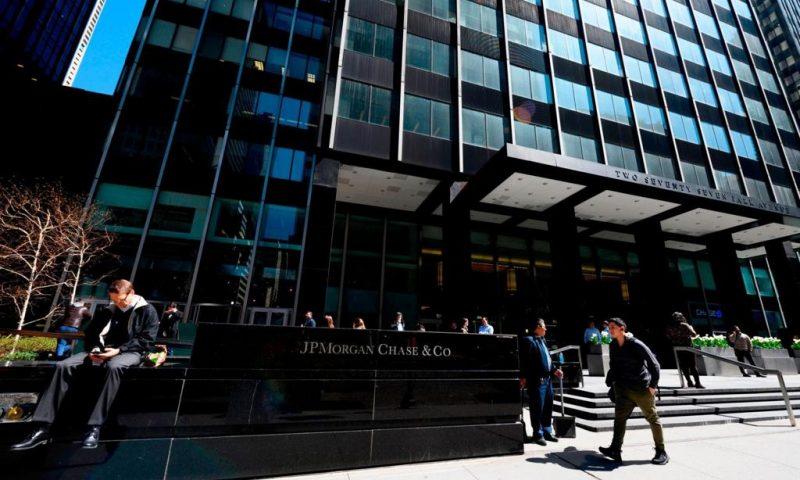 U.S. stocks finish lower Tuesday after hot CPI data, big banks kick off earnings season