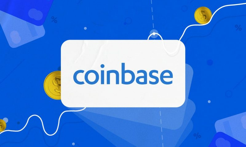 Coinbase stock gains after Oppenheimer analyst gets a little more bullish