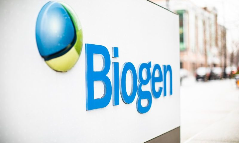 Biogen takes $542M hit over 2 failed gene therapy trials as Aduhelm revenue trickles in