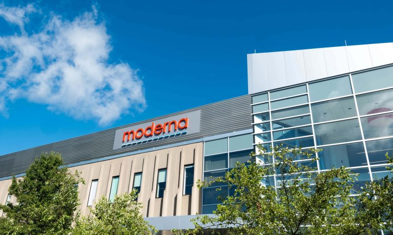 Moderna's Shares Rise After Company Set to Join S&P 500