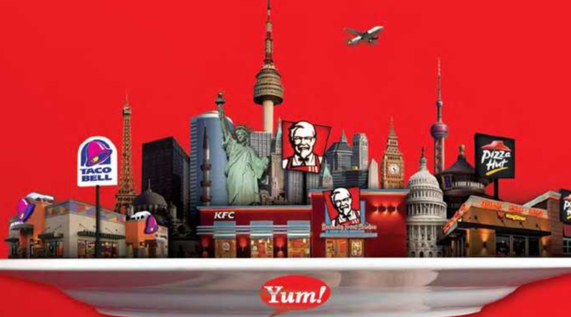 Yum! Brands Inc. stock rises Tuesday, outperforms market