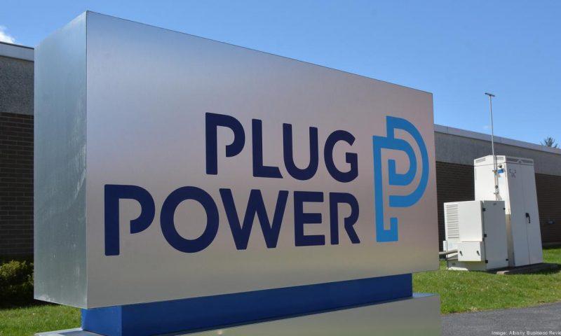 Plug Power Inc. stock rises Monday, outperforms market